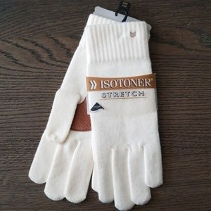 Isotoner stretch fashionable gloves